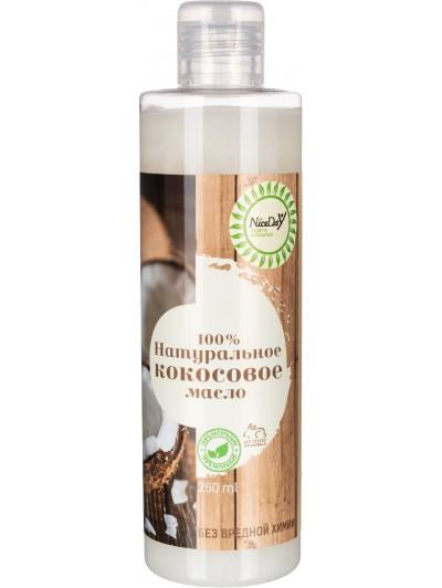 Кокосовое масло для лица, тела и волос