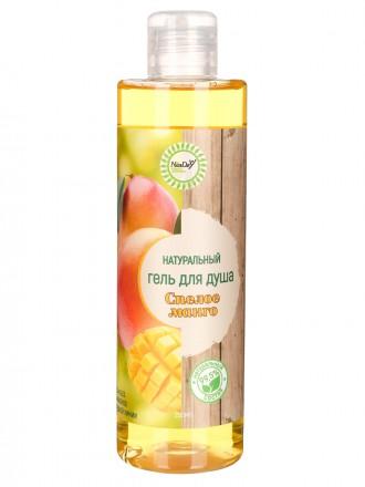 Натуральный гель для душа «Спелое манго»  250 мл